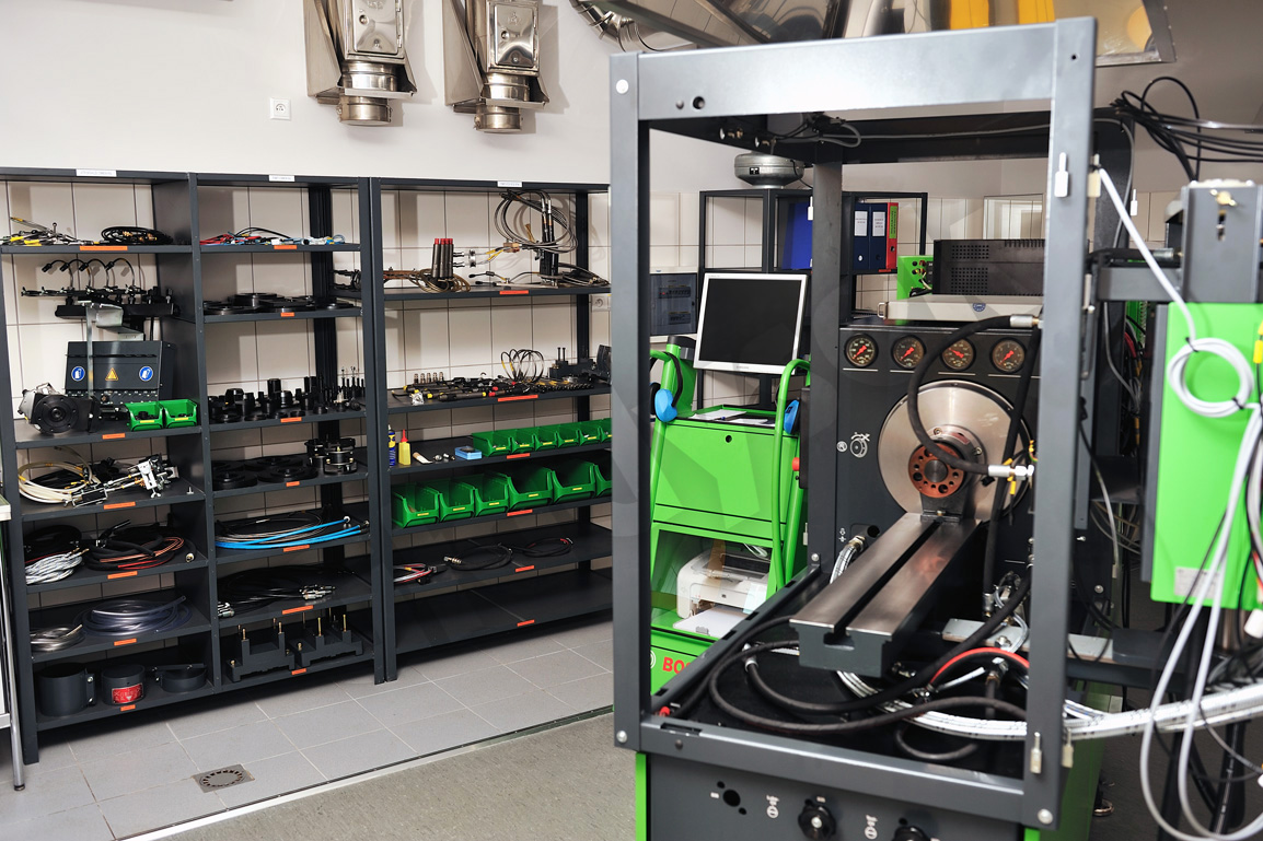 Gladysek   Injector and pumps remanufacture